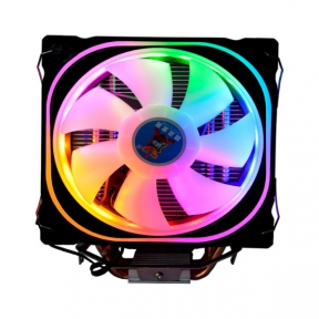 Вентилятор CPU Cooling Baby R90 4P COLOR 1366/775/1200/1150/1151