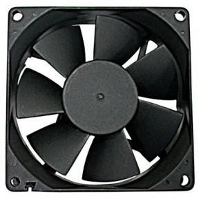 Вентилятор 80 mm Gembird FANCASE 3pin (втулка) міні розъем, 80х