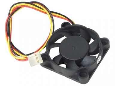 Вентилятор 40 mm Titan Tfd-4010m12z Z-axis 40х40х10, 5000 об