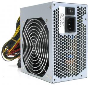 Блок живлення FSP 500W 12cm fan,active PFC, 24+4+4, 2x6+2pin PCI-E