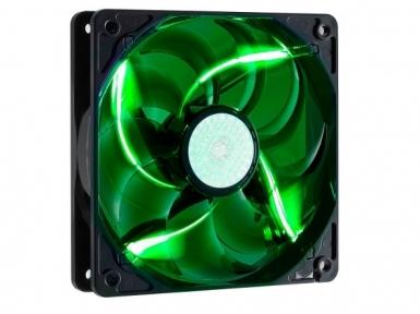 Вентилятор 120 mm CoolerMaster (R4-L2R-20AG-R2) Green