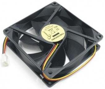 Вентилятор 80 mm Gembird FANCASE4 4-pin 80х80мм