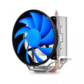 Вентилятор CPU 1155/1156/775/FM1/AM3/AM4 Deepcool GAMMAXX 200T 128x131