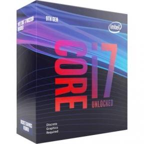Процесор INTEL S1151 Core i7-9700  3.0GHz Box (BX80684I79700)