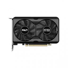 Відеокарта Palit GTX 1650 GP OC ,128bit GDDR6  (NE61650S1BG1-1175A)