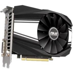 Відеокарта ASUS GeForce GTX 1660 6Gb DDR5 (PH-GTX1660-O6G)