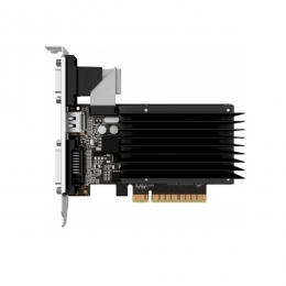 Відеокарта Gainward GT730 SilentFX , GeForce GT730/2GB/ GDDR3
