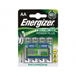 Акумулятор R6 Energizer Recharge Power Plus, 2000mAh, LSD Ni-MH