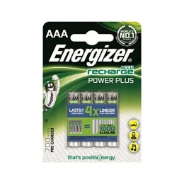 Акумулятор R3 Energizer Recharge Power Plus, 700mAh, LSD Ni-MH