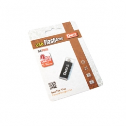 USB Flash Drive 4Gb DATO DS7002 black (DT_DS7002BL/4Gb)