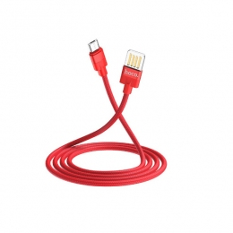 Кабель USB 2.0 Micro - Hoco U55 Outstanding cable for MicroUSB